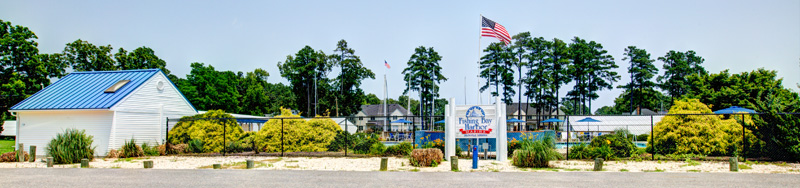 Fishing Bay Marina Deltaville